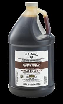 Watkins Baking Vanilla Gallon Size