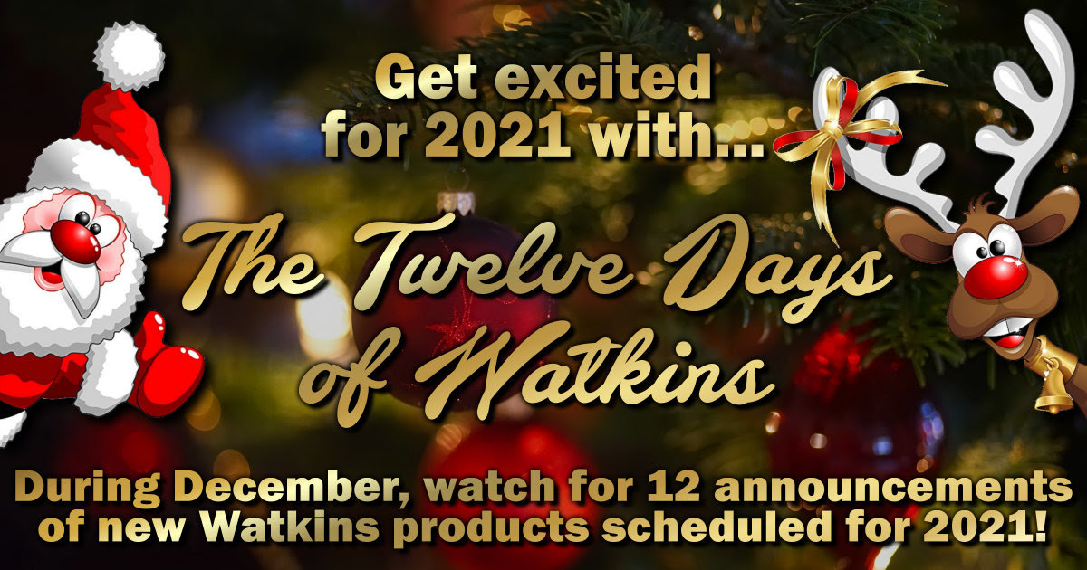 The Twelve Days of Watkins