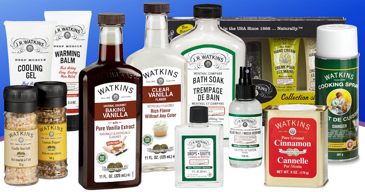 Watkins November Product Specials