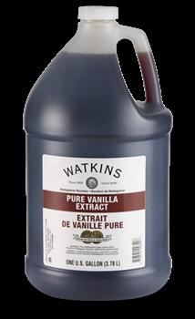 Watkins Pure Vanilla Gallon Size
