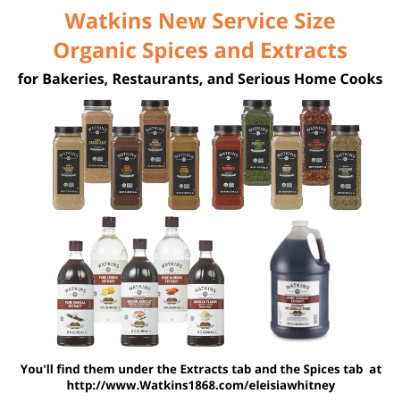 Watkins Service Size Products