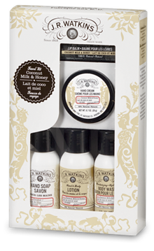 Coconut Milk and Honey Ultimate Travel Kit